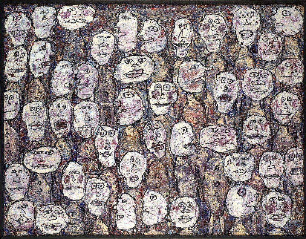 "Jean Dubuffet, ""La besogne de l'art brut"""